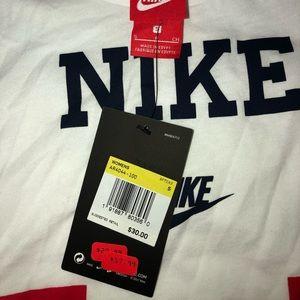 Nike muscle tee size s